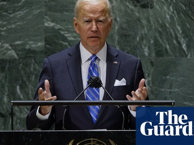 Biden vows to double aid to developing countries vulnerable to climate crisis