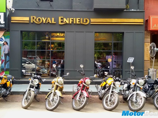 India To Be Royal Enfield's Key Focus Inspite Of Global Ambitions