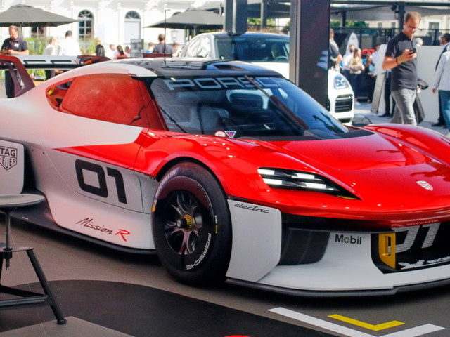 2025 Porsche 718 To Go Electric But Will Be Significantly Lighter Than The Taycan
