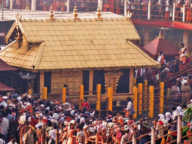 Sabarimala temple opens for devotees for 5 days