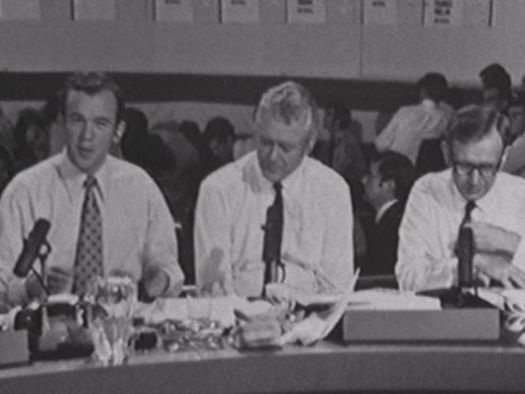The ABC's 1969 election broadcast inspired a film, but are we better off without Tally Room drama?