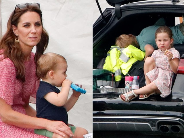 Kate Middleton Isn't a Regular Mom She's a - Actually, She's 100% a Regular Mom, and These Photos Prove It