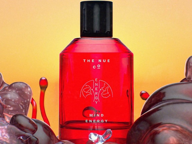 The Nue Co.'s Mind Energy Fragrance Aims to Help You Fight Off the 3 p.m. Slump