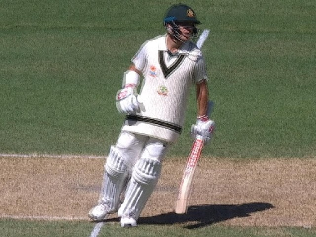 The unseen footage that shows David Warner should NOT have beaten Sir Donald Bradman's record