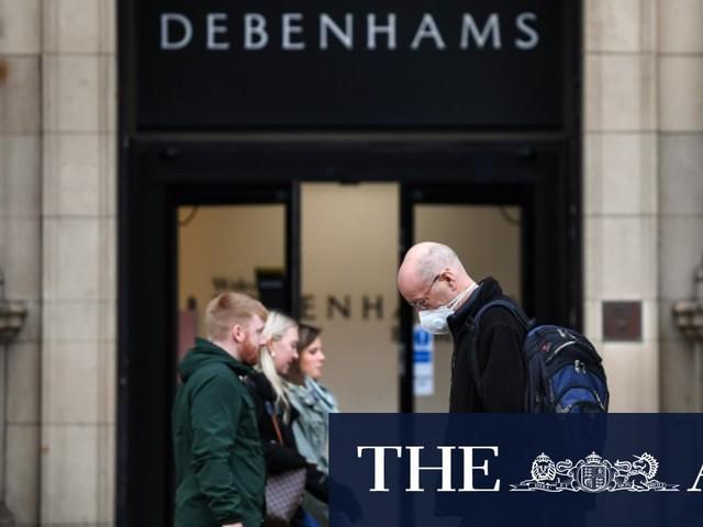 In dark day for UK retailing, 242-year-old Debenhams to shut