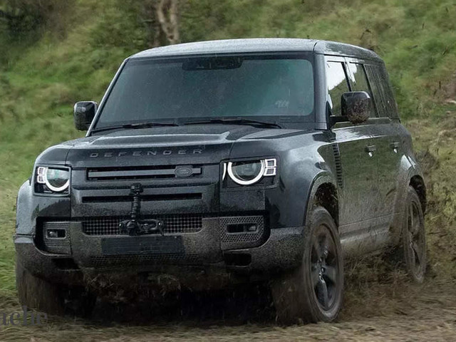 Land Rover launches Defender V8 Bond Edition