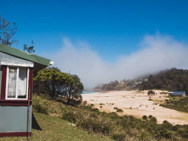 Inside one of Australia's most historic beach shack communities
