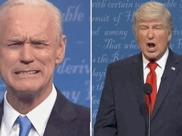 SNL Somehow Found a Way to Make the Final Presidential Debate Even More Ridiculous