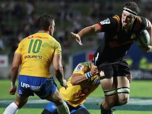 Super Rugby: Chiefs beat Bulls 41-28 in Hamilton thriller