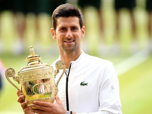 Novak Djokovic beats Roger Federer in thrilling Wimbledon final