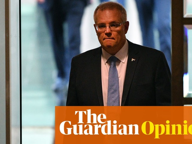 Scott Morrison's stunts and thought bubbles won't be enough to win over voters | Peter Lewis