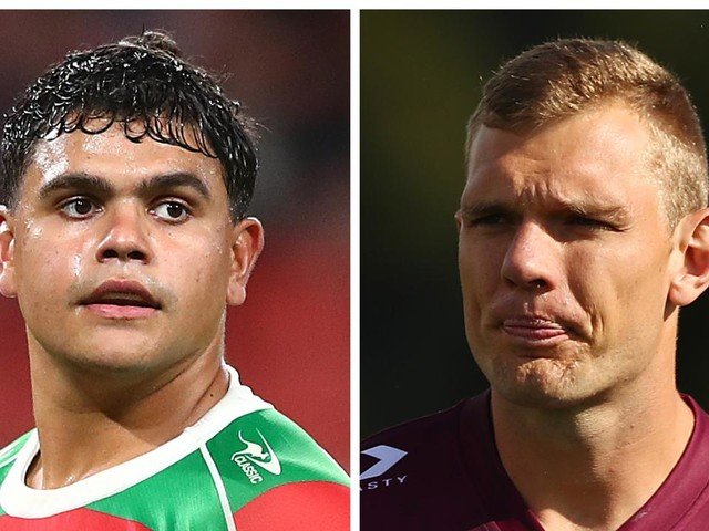 How Souths are using suspended Latrell Mitchell as secret weapon to shut down Tom Trbojevic