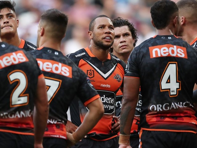 Proof Madge's Tigers mission is failing; rivals close in on Sharks' cult hero: Jimmy Brings