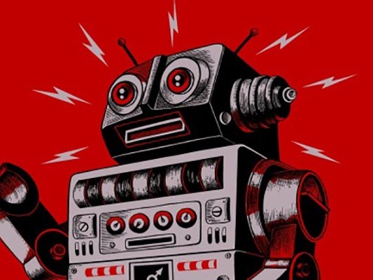 'Will robots bring us utopia?' An end-of-year debate!