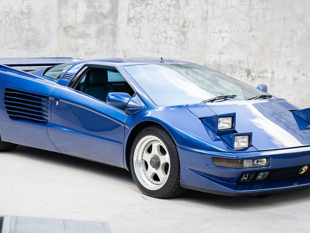 A Rare Cizeta V16T Once Owned By The Sultan Of Brunei Is Up For Sale
