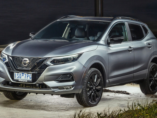 2020 Nissan Qashqai Midnight Edition Is Actually Not That Dark