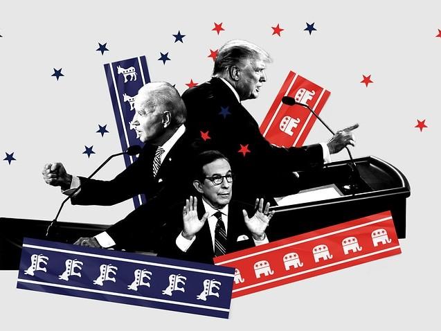 Chaotic debate between Donald Trump and Joe Biden 'humiliated America in front of the world'