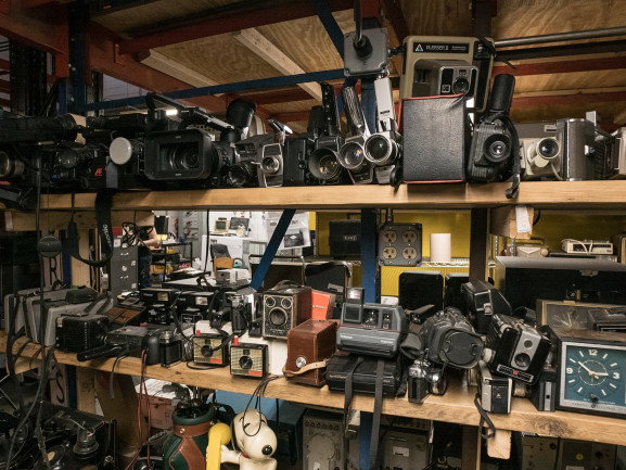Where Movies Get Their Vintage Electronics