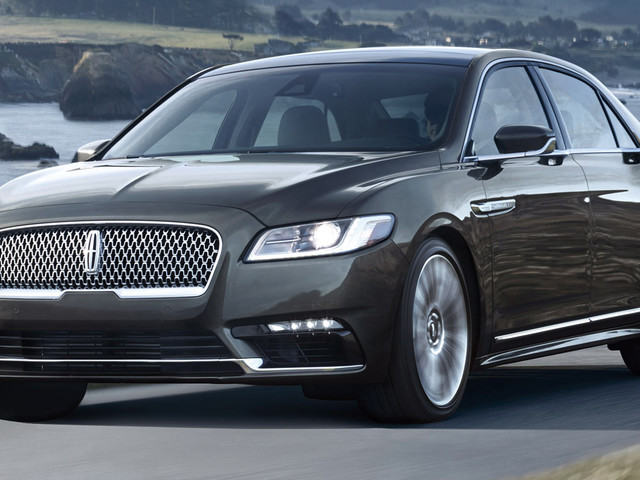 Two New Electric Crossovers Could Doom The Lincoln Continental In America