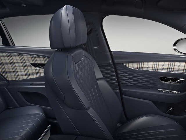 Bentley Launches New Tweed Interior Options For Full Model Range