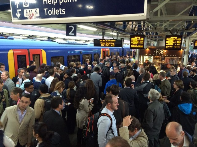 Don't get caught out: Christmas changes to South West Trains
