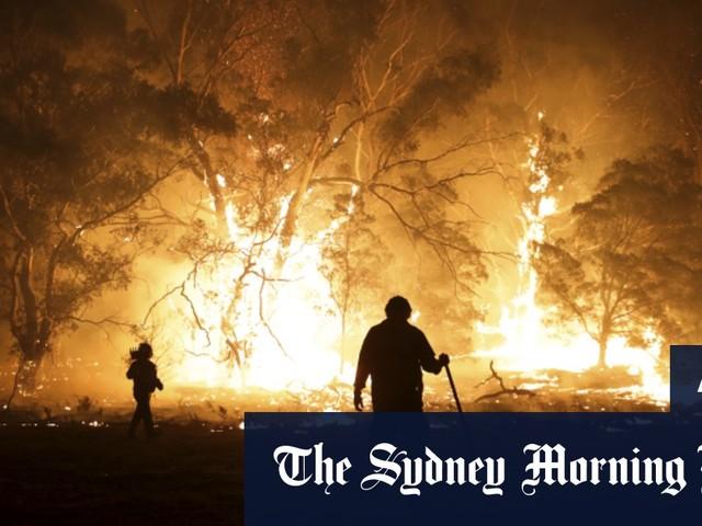 How do we tackle Australia's burning problem before it burns us?
