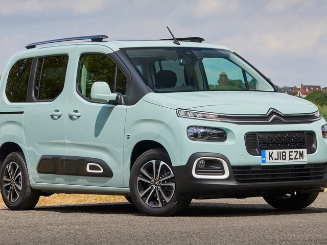 New Citroen Berlingo And Peugeot Rifter Go On Sale In The UK