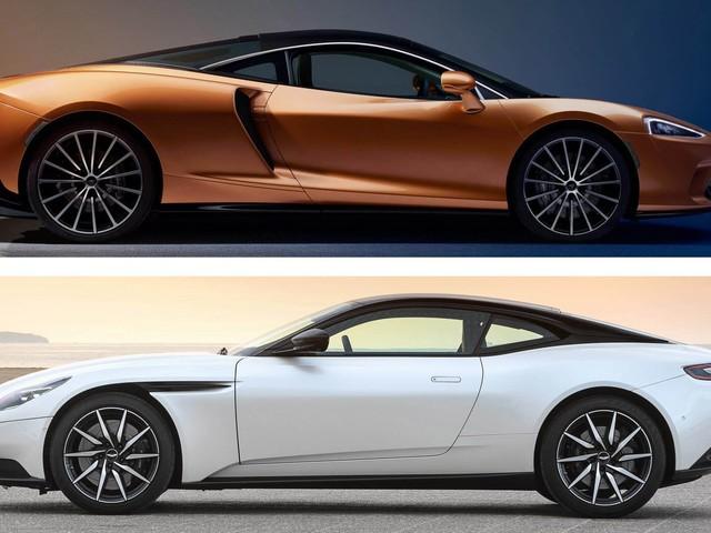 McLaren GT vs. Aston Martin DB11: Which British Grand Tourer Gets Your Vote?
