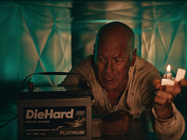 John McClane Is Back As Bruce Willis Reprises Iconic Role For DieHard Battery Commercial