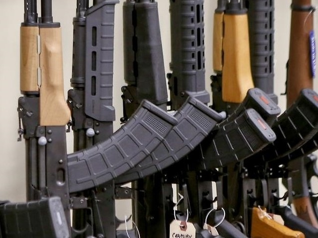 New Zealanders hand over 10,000-plus guns and weapons parts in buyback scheme