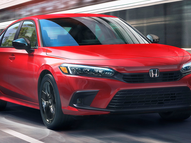 2022 Honda Civic Reportedly Goes On Sale Next Month, Starts At $21,700
