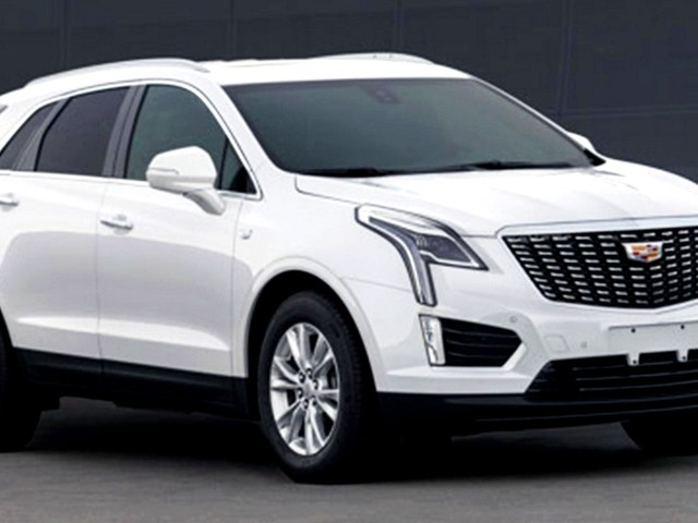 2020 Cadillac XT5 Facelift Leaked In China, Previews American Model