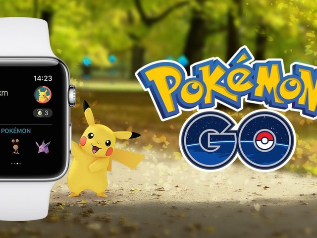 The wait is over: Pokemon Go finally arrives on the Apple Watch