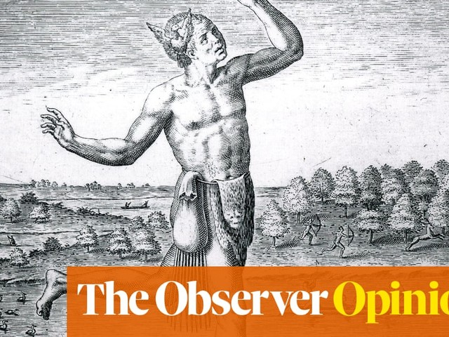 Why are some on left and right still seduced by the 'noble savage' myth? | Nick Cohen