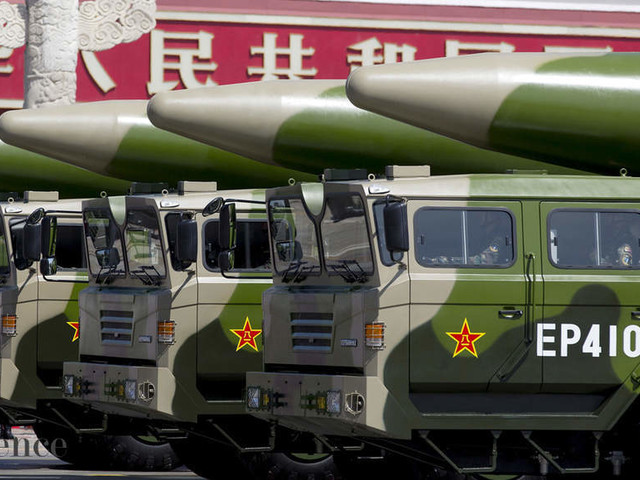 China nearing a milestone in N-weapons