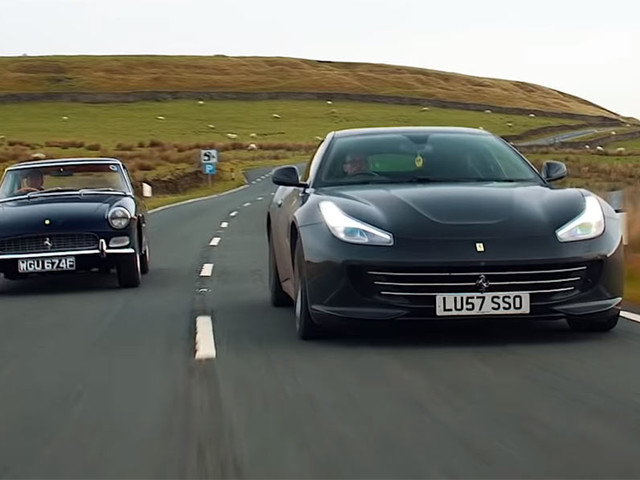 Long Before The Ferrari GTC4Lusso Was The 330 GT 2+2