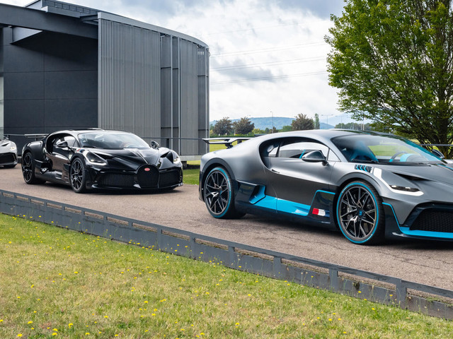 Bugatti Divo Development Ends After 2 Years As Deliveries Of The $5.9 Million Hypercar Begin