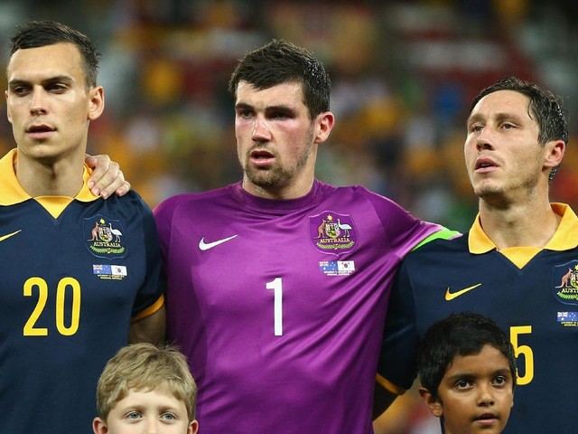 The Socceroos need a captain. These are the stars putting their hands up - cast your vote HERE