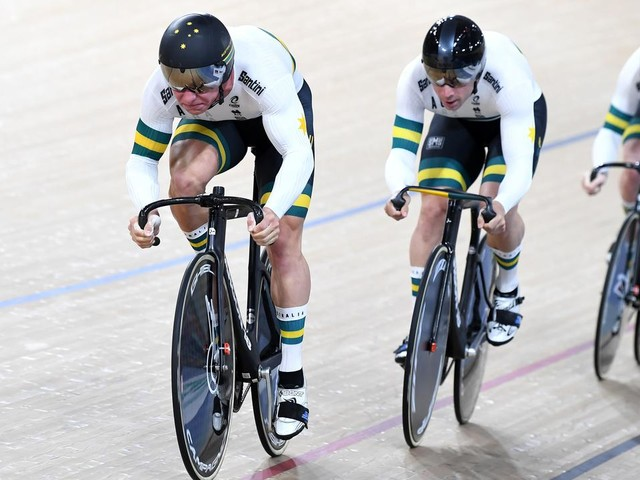 On ya bikes: The 'f*** you' threat behind Aussies' 13-year revenge mission on Poms