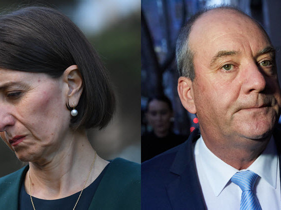Daryl Maguire 'had the ear of the premier', ICAC told