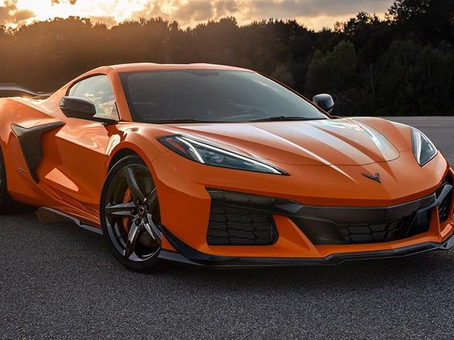2023 Chevrolet Corvette Z06 coming to Australia! New flatplane V8 in fire-breathing GMSV flagship supercar screams all the way to 8600rpm redline