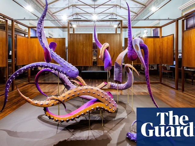Monsters in the gallery: Adelaide biennial invites the chaos of the unknown