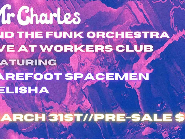Mr. Charles and the Funk Orchestra