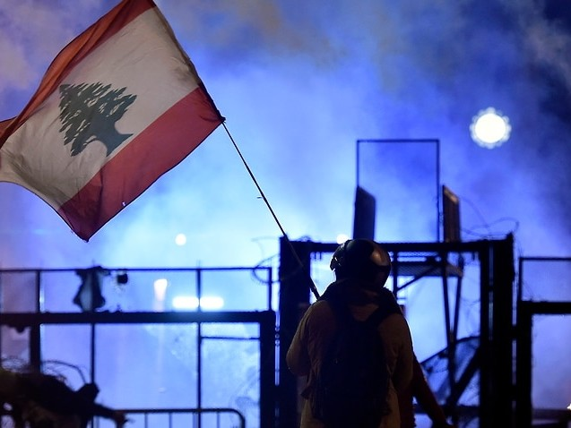 Lebanon appoints first female defence minister as new cabinet formed amid mass protests