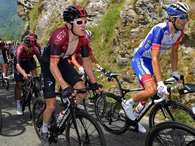 Tour de France: Defending champ Geraint Thomas loses time while Julian Alaphilippe extends lead at Tour