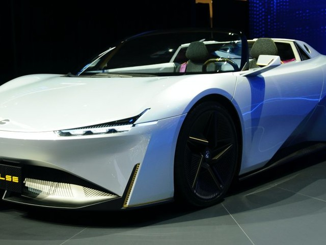 GAC Enpulse All-Electric Roadster Concept Will Get Your Pulse Racing