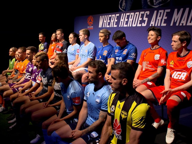 A-League kicks off for 2019: watch more football live, fast and data-free