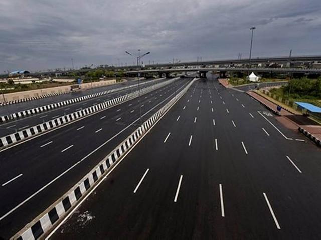 Nitin Gadkari Conducts High-Speed Inspection Of Delhi-Mumbai Expressway