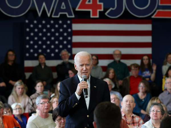 Joe Biden's (failing) unity pitch: 'The good news and bad news is that everybody knows me'