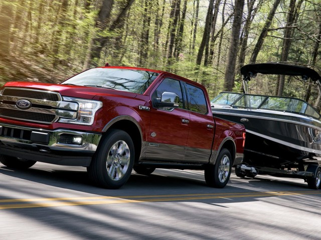 2018 Ford F-150 Power Stroke Diesel Offers A Class-Leading 30 MPG Highway